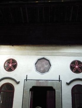 宿松县百年建筑之养英山庄