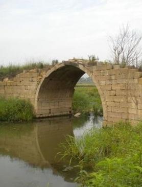 宿松这座百年古桥,多少人走过而不知